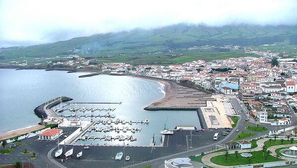 Praia da Vitória, Santa Cruz, ilha Terceira, Açores - Sputnik France