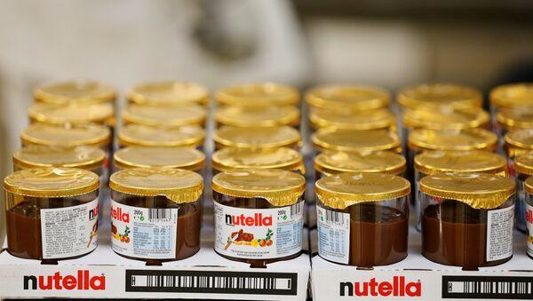 Des pots de Nutella - Sputnik France