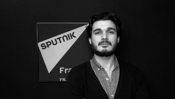 louis_doutrebente - Sputnik France