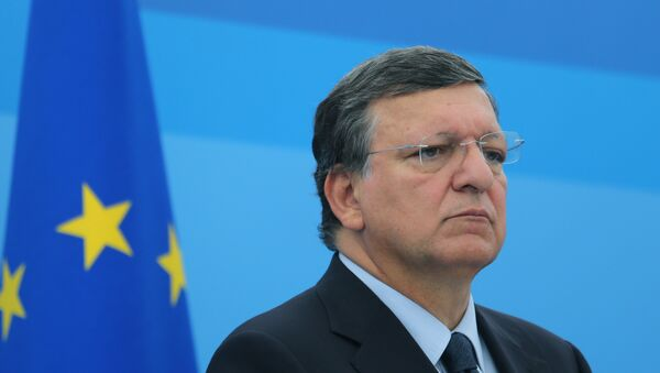 Жозе Мануэл Баррозу - Sputnik France
