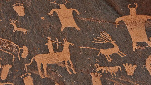 des peintures rupestres - Sputnik France