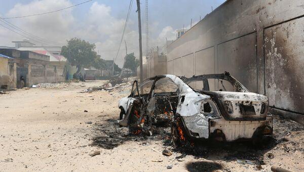 Mogadiscio, image d`illustration - Sputnik France