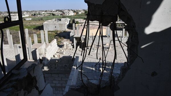 Ghouta orientale - Sputnik France