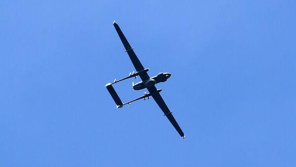 Un drone militaire indien - Sputnik France