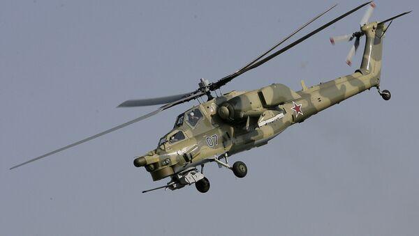 Mi-28N Chasseur de nuit - Sputnik France
