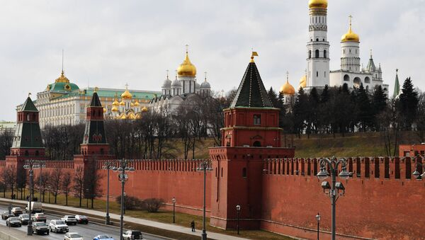 Moskauer Kreml - Sputnik France