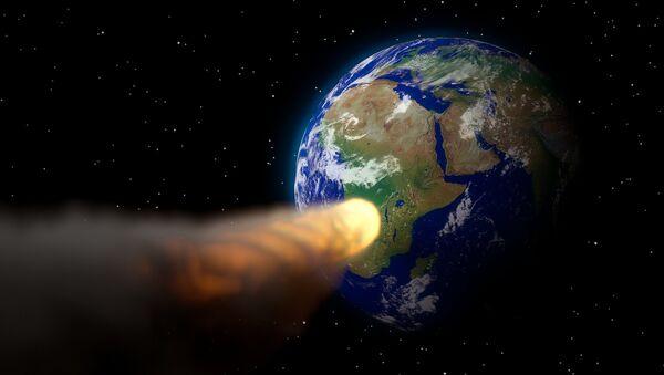 astéroide, image d'illustration - Sputnik France