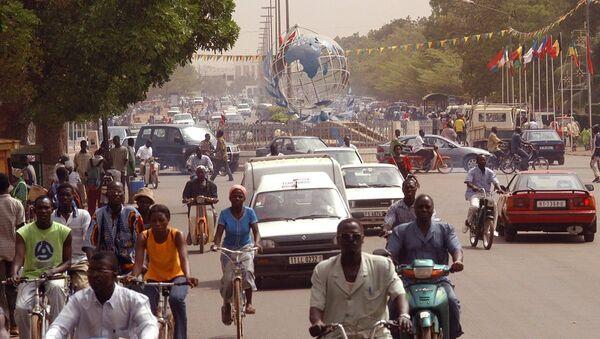 Ouagadougou, Burkina Faso. - Sputnik France