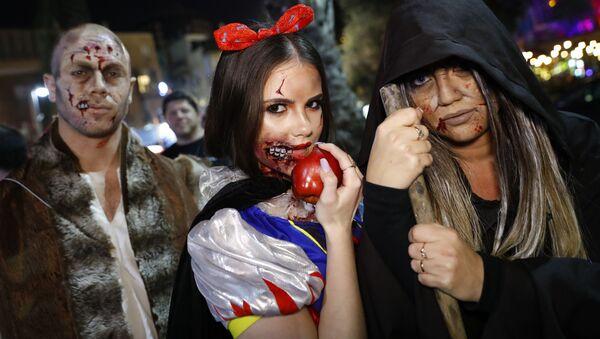 «Marche des zombies» à Tel Aviv - Sputnik France