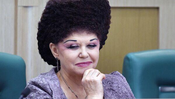 Valentina Petrenko, membre du Conseil de  la Fédération de Russie - Sputnik France