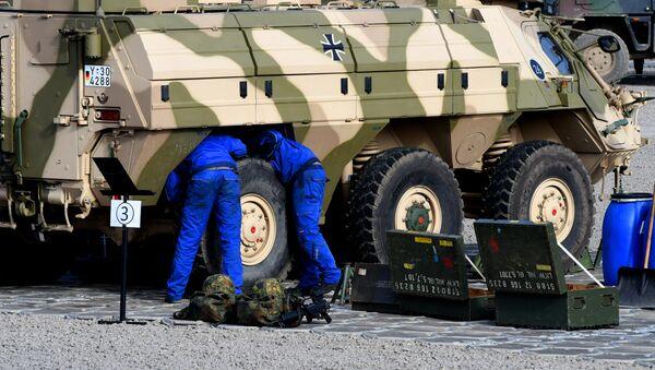 Selon les médias, la situation matérielle de la Bundeswehr laisse à désirer - Sputnik France