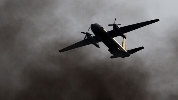 An-26 aircraft. (File) - Sputnik France