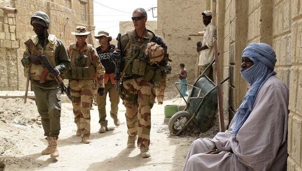 l'armée française au Sahel - Sputnik France