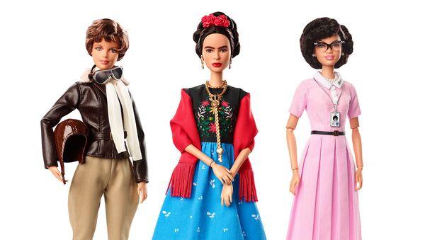 Nouvelle collection de Barbie - Sputnik France