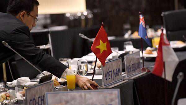 Une réunion des pays du TPP - Sputnik France