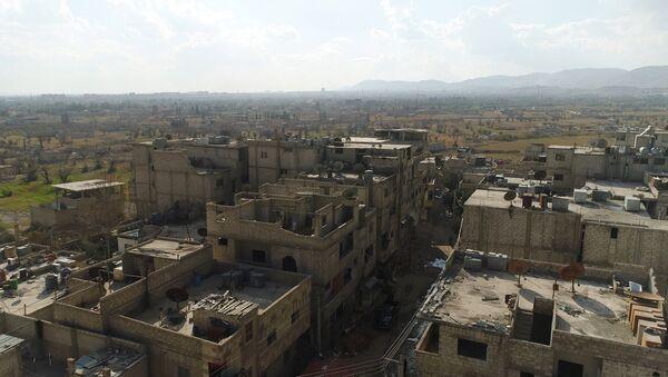 Couloir humanitaire dans la Ghouta orientale - Sputnik France