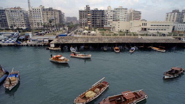 Canal de Suez à Port Said - Sputnik France