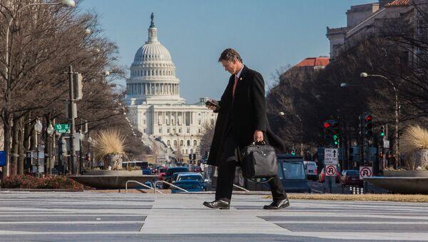Le Capitole, Washington - Sputnik France