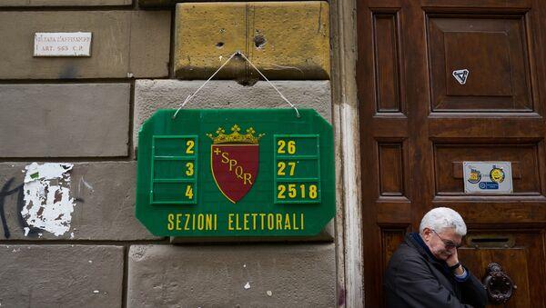 Elezioni Politiche 2018 - Sputnik France