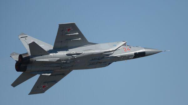MiG-31 - Sputnik France