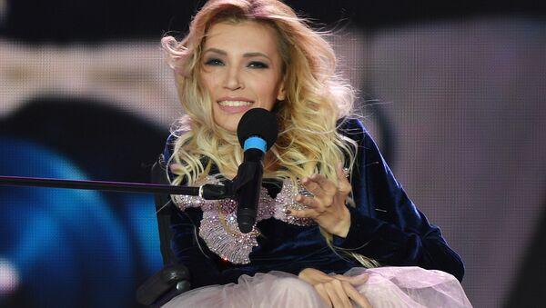 La chanteuse Ioulia Samoïlova - Sputnik France