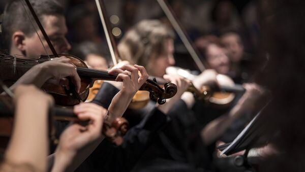 Un orchestre - Sputnik France