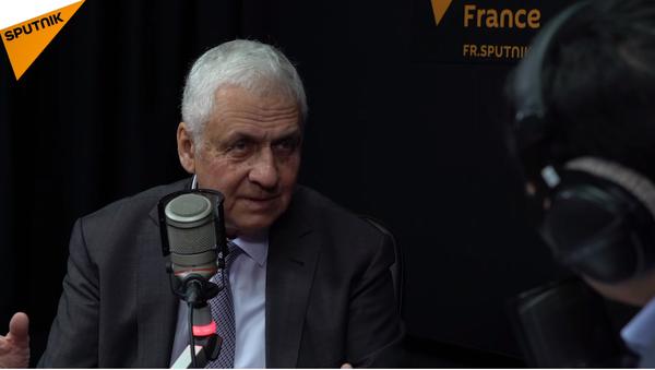 Alexandre Orlov - Sputnik France