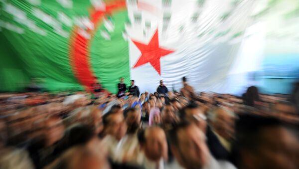 drapeau de l'Algérie - Sputnik France