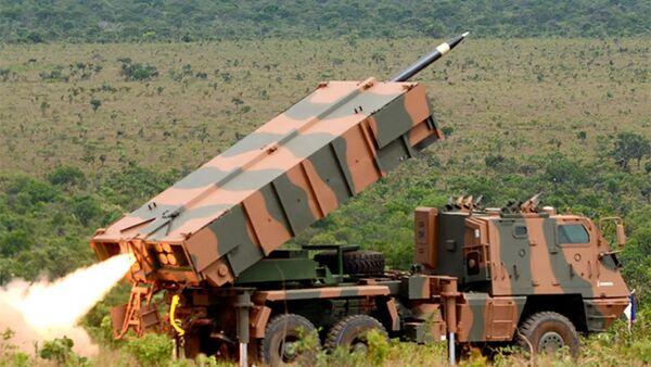 Armes à sous-munitions: le Brésil est-il impliqué dans la mort de civils au Proche-Orient? - Sputnik France