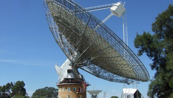 Parkes Radio Telescope 'The Dish' - Sputnik France