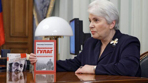 Natalia Soljenitsyne - Sputnik France