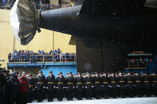 La Journée des sous-mariniers en Russie - Sputnik France