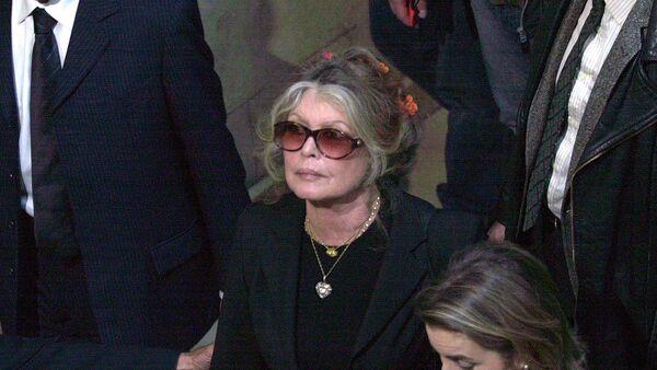 Brigitte Bardot (archivo) - Sputnik France