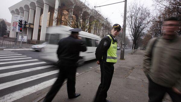 Police in Chisinau, Moldova (File) - Sputnik France