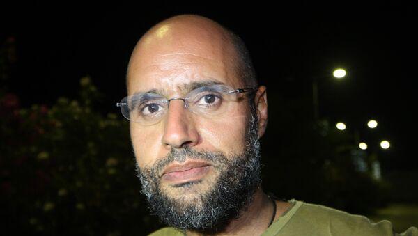 Сын Каддафи Сейф аль-Ислам находится в Нигере, заявляет ПНС - Sputnik France