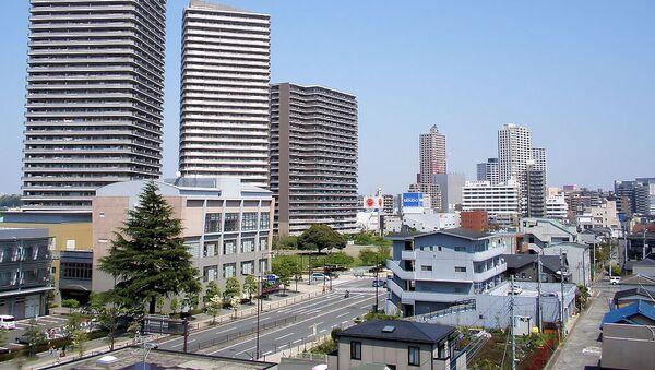 A street view in Sagamihara - Sputnik France