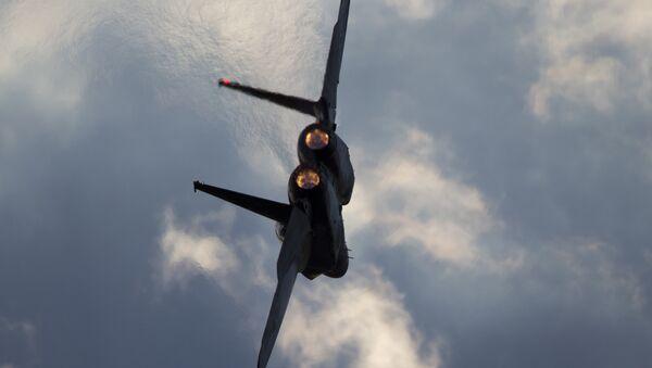 Israeli F-15 - Sputnik France