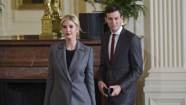 Ivanka Trump und Jared Kushner - Sputnik France