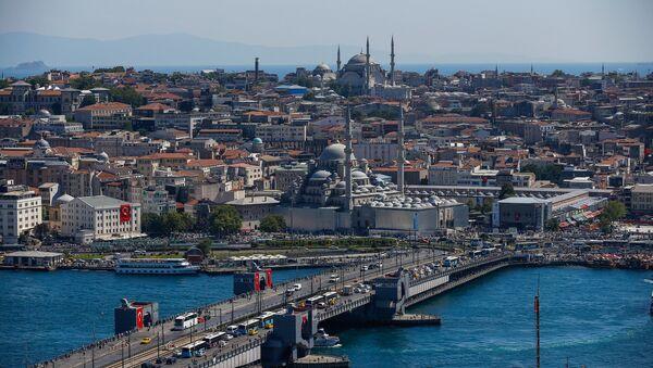 Istanbul - Sputnik France