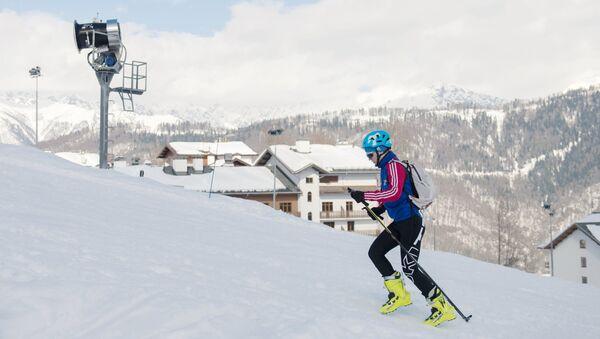 Station de ski de Rosa Khutor - Sputnik France