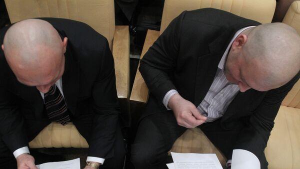 Заседание фракций Госдумы РФ - Sputnik France
