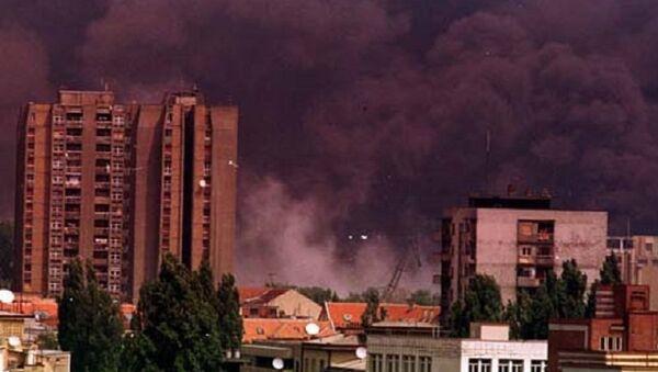 Bombardements de la Yougoslavie - Sputnik France