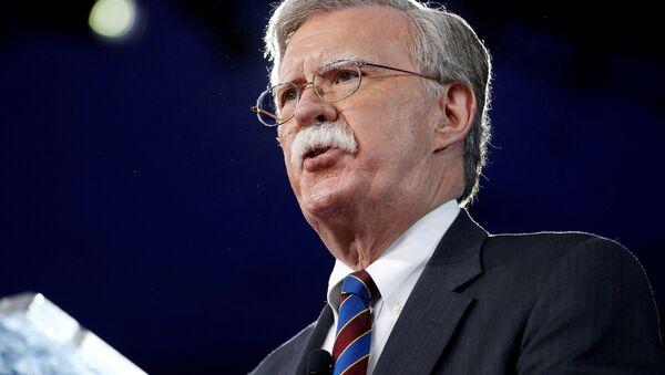 Former U.S. Ambassador to the United Nations John Bolton speaks at the Conservative Political Action Conference (CPAC) in Oxon Hill, Maryland, U.S. (File) - Sputnik France