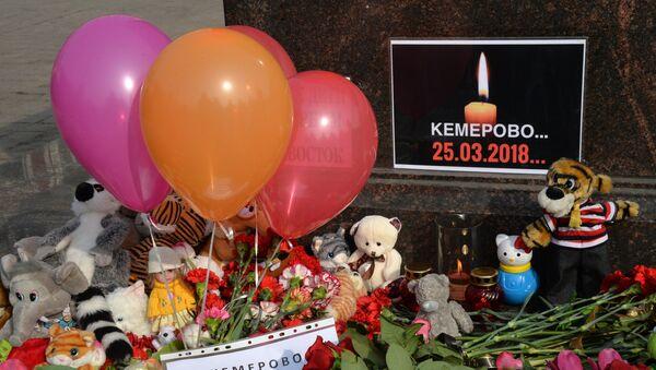 Poutine a signé un décret de deuil national mercredi à la suite de la tragédie de Kemerovo - Sputnik France