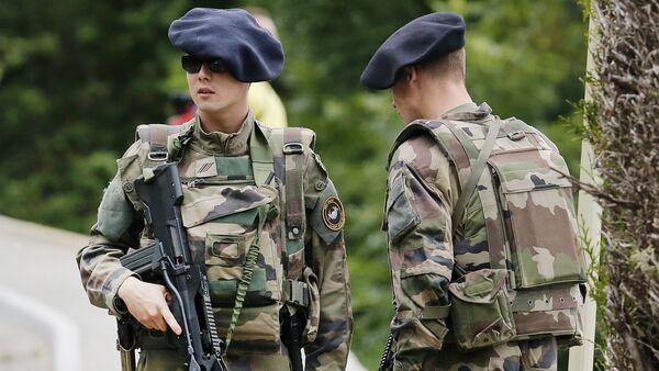 Des soldats de l'armée française (photo d'archives) - Sputnik France