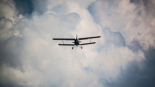 Un petit avion. Image d'illustration - Sputnik France