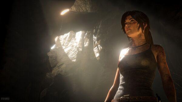 Screenshot of the beauty of Rise of the Tomb Raider. - Sputnik France