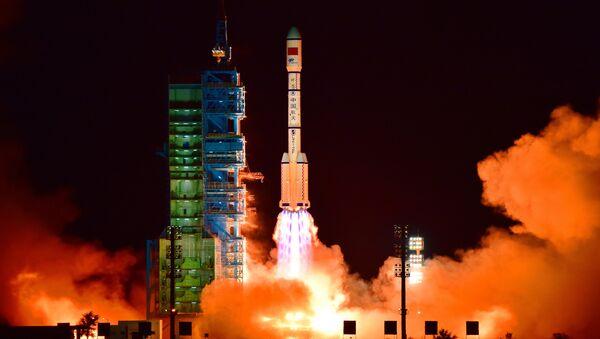 Un lanceur chinois au Xichang Satellite Launch Center - Sputnik France