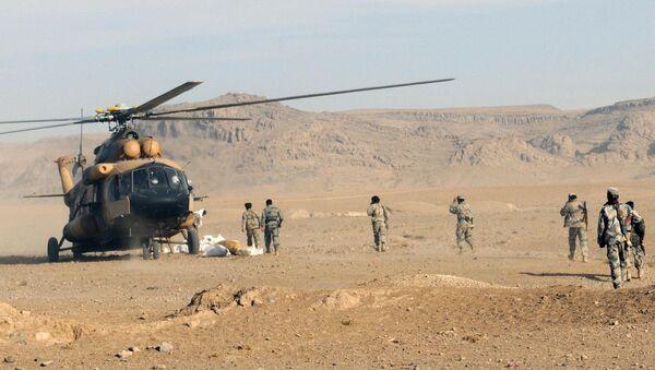 Mi-17 en Afghanistan - Sputnik France