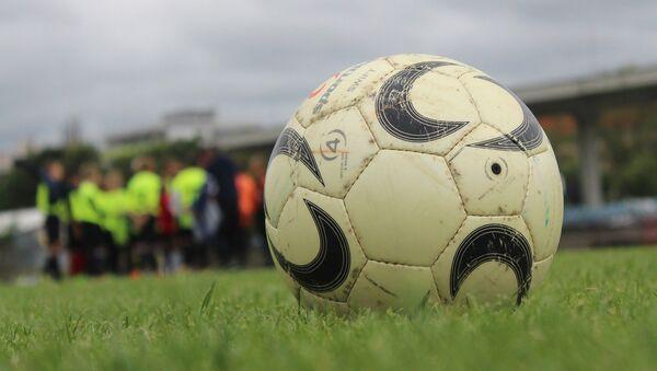Un ballon de foot - Sputnik France